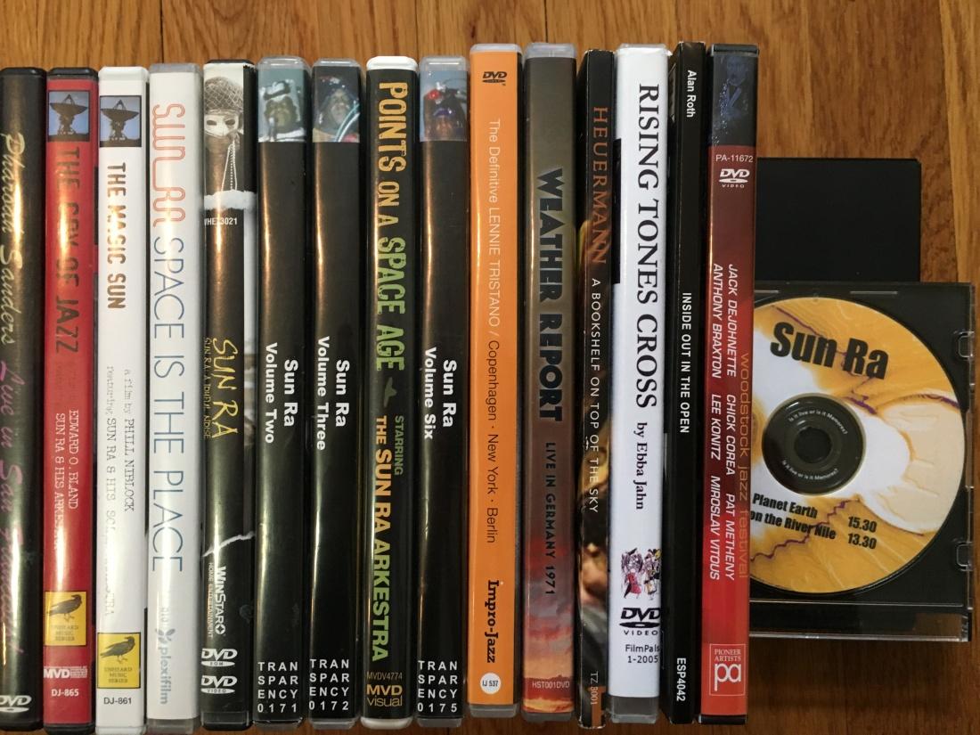 Free Jazz DVDs 2